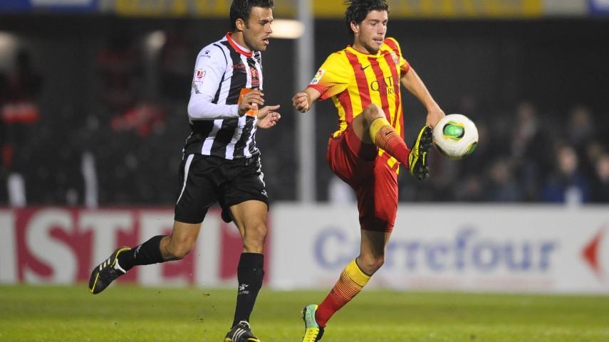 Sergi Roberto renueva con el Barcelona