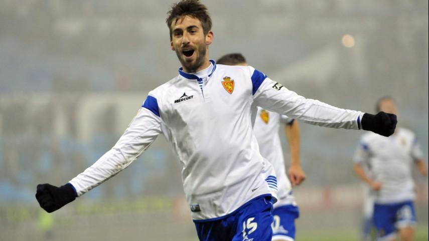 José Mari salva al Zaragoza