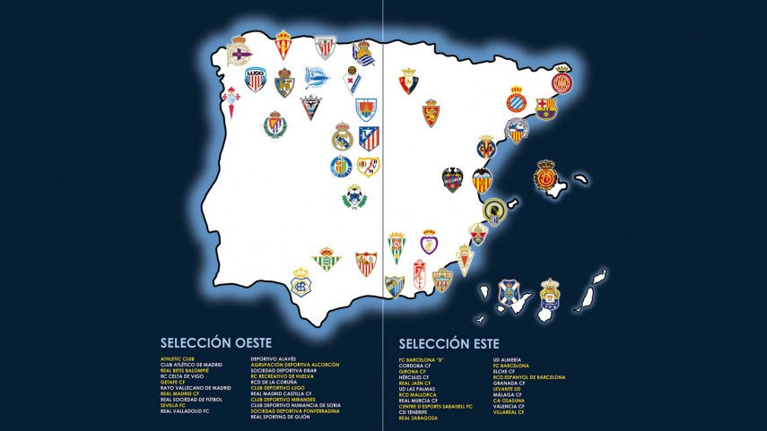La Liga BBVA y la Liga Adelante, unidas por 'Champions for Life'