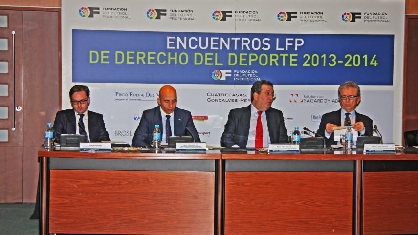V Encuentro LFP de Derecho del Deporte