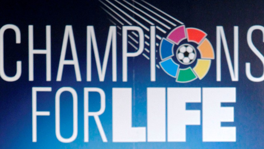 ¡Consigue tu entrada para Champions for Life!