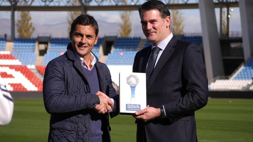 Francisco, mejor entrenador de la Liga BBVA en noviembre