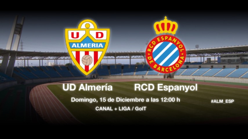 Solo vale la victoria en Almería