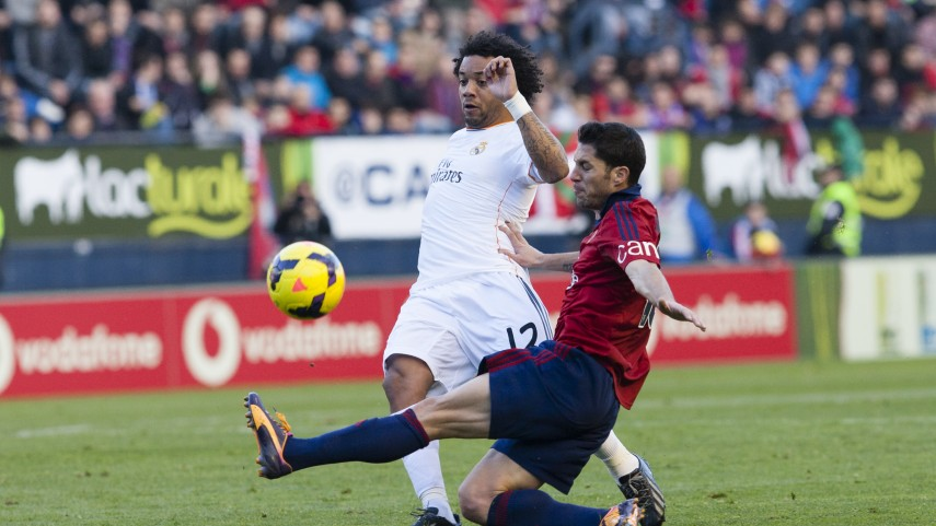 Pepe rescata un punto en El Sadar