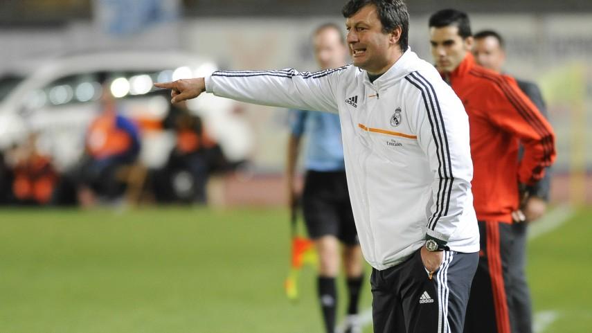 William José, nuevo delantero del Castilla