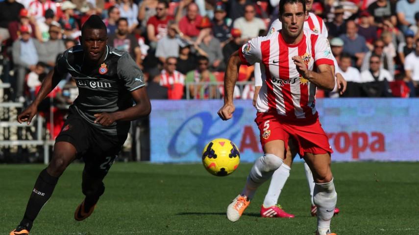 Thievy refuerza el ataque de la UD Almería