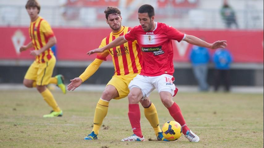 El Murcia se reencuentra con la victoria