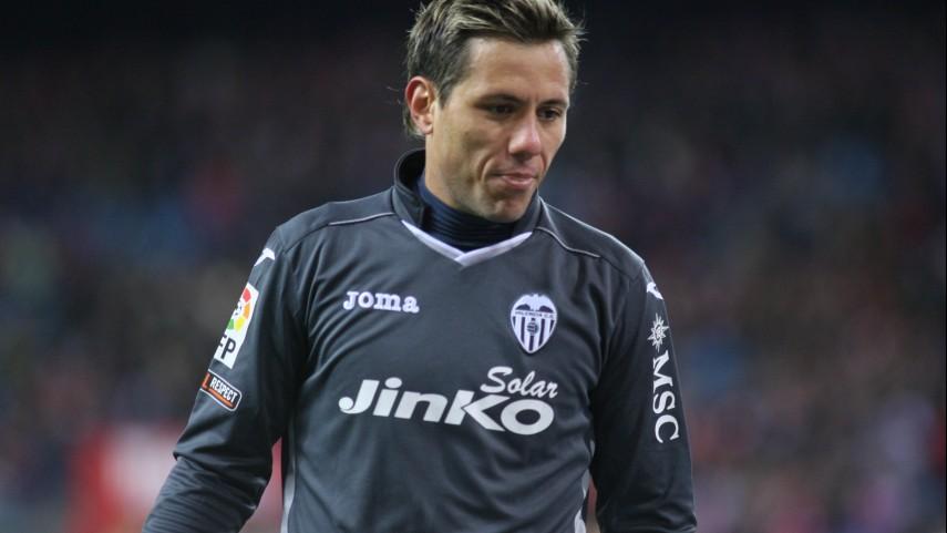 Diego Alves, un muro en los once metros