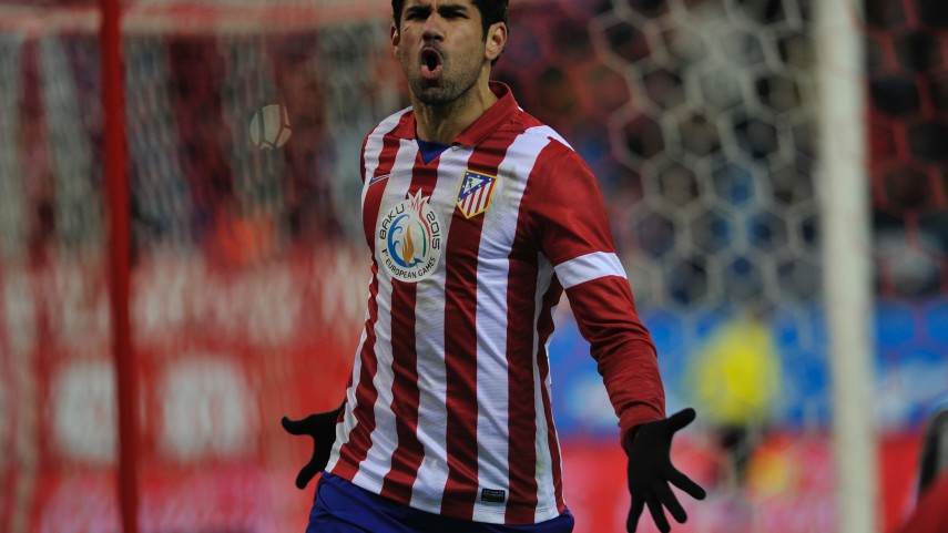 Atlético slow no signs of weakening