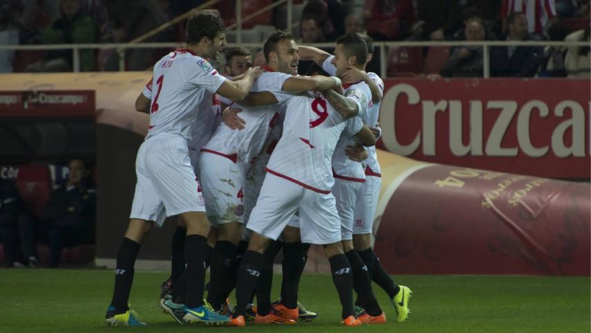 Noche mágica para el Sevilla