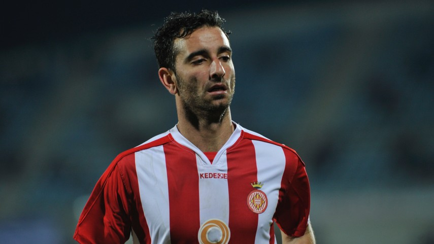 El Girona pierde a Jandro tres semanas