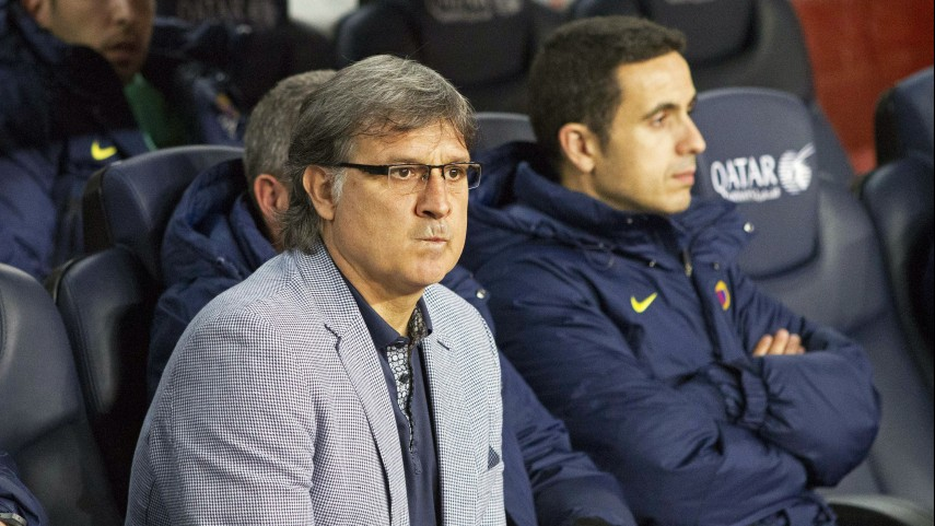 Gerardo Martino dice adiós al Barcelona