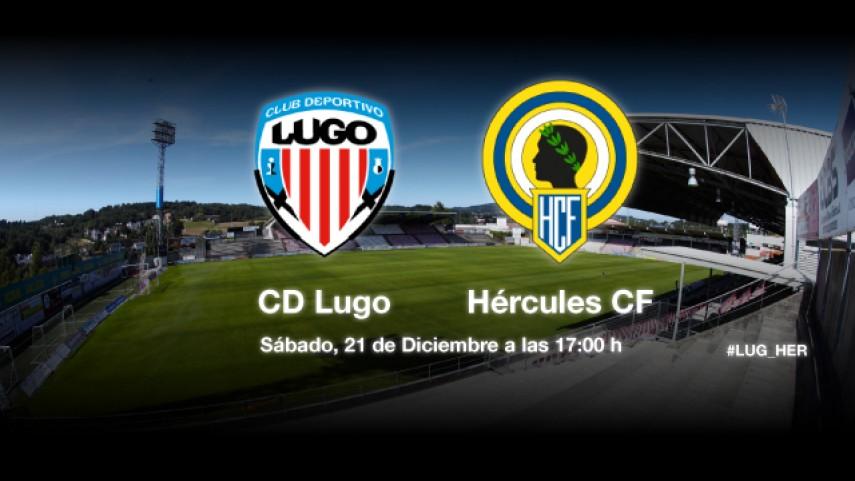 Lugo y Hércules buscan la reacción