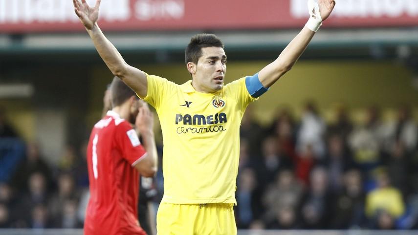 Bruno Soriano, el espejo amarillo