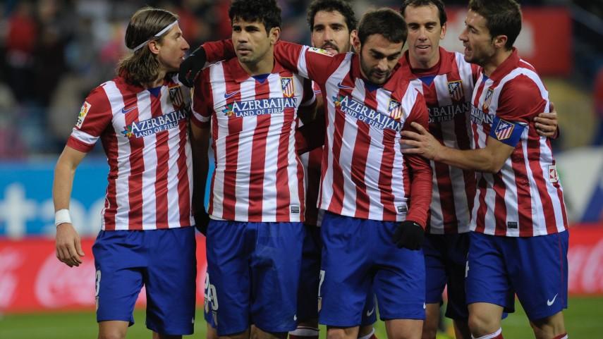 Atlético, Real Sociedad y Sevilla vuelan