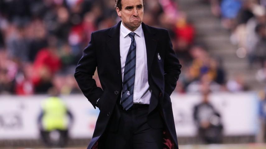 Arrasate deja de ser entrenador de la Real Sociedad