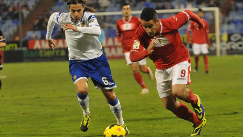 Empate sin goles en La Romareda