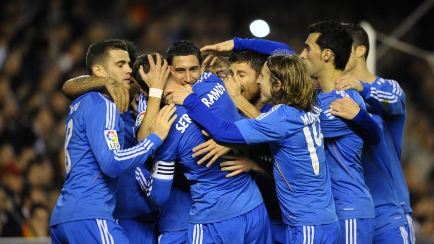 Jesé decide en Mestalla
