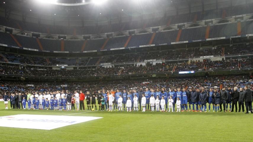 La UEFA se suma al reto del 'Champions for Life'