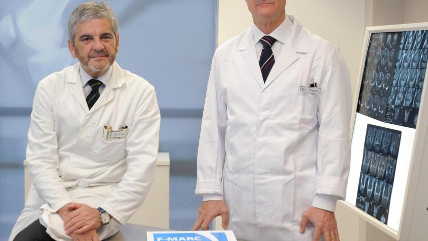 El Doctor Ripoll pasa consulta antes de la pretemporada