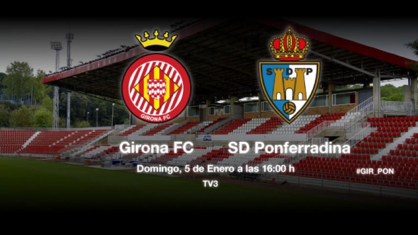 El Girona necesita sumar en Montilivi