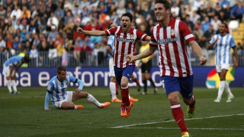 Atlético to sleep on the lead