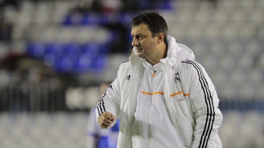 Teixeira refuerza al Castilla