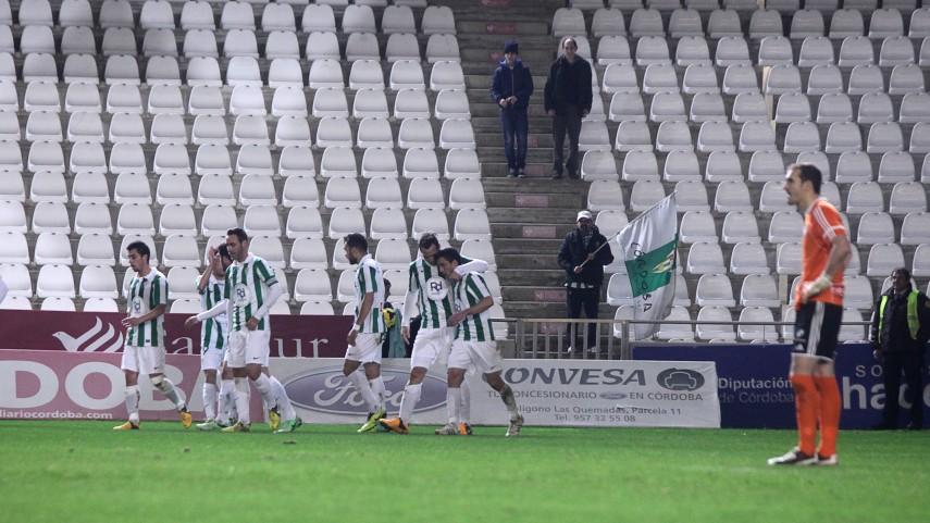 Abel da la victoria al Córdoba