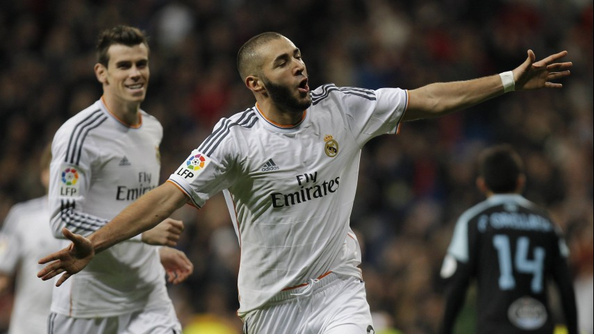 Primera victoria del año para el Madrid