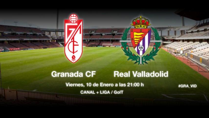 Valladolid y Granada, a levantar el vuelo