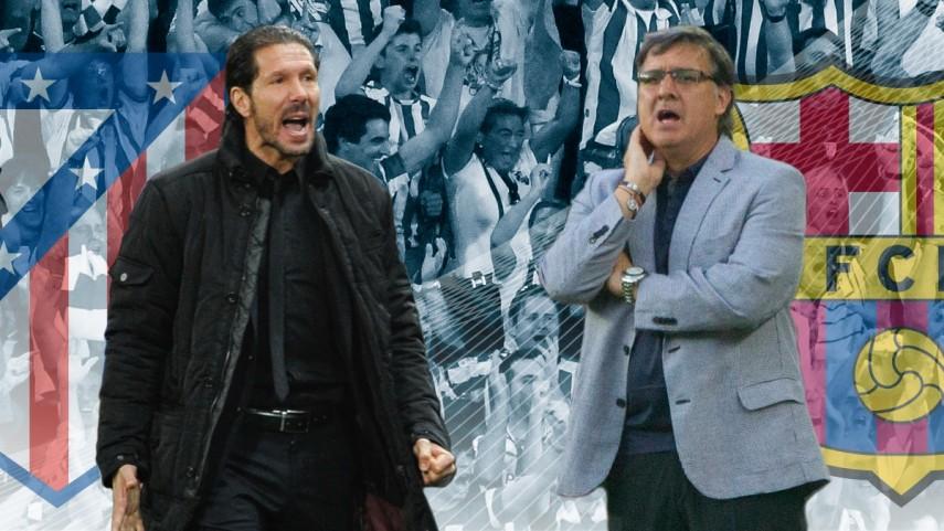 Duelo con sabor argentino en el Calderón