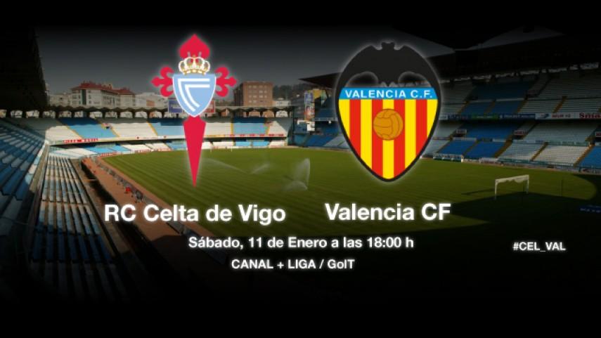 El Celta recibe a un Valencia renovado