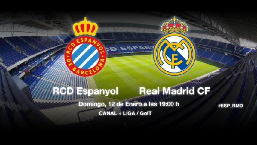 El Espanyol amenaza la racha del Madrid