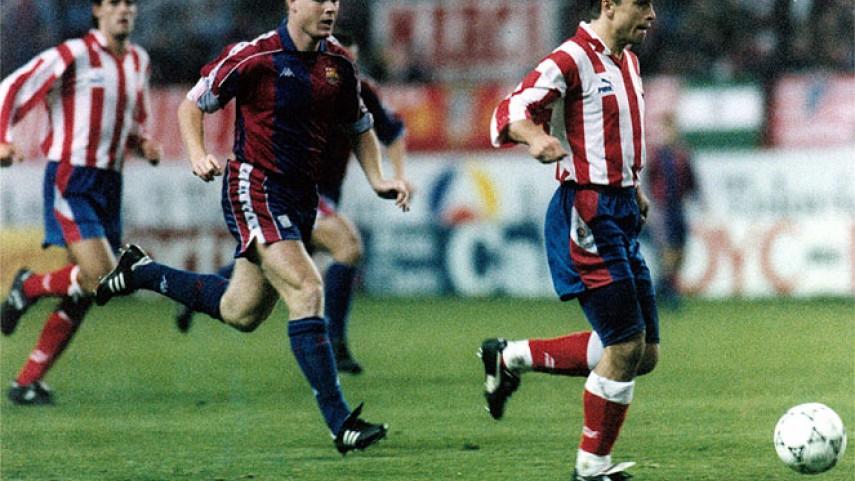 Atlético - Barcelona, un duelo con mucha historia