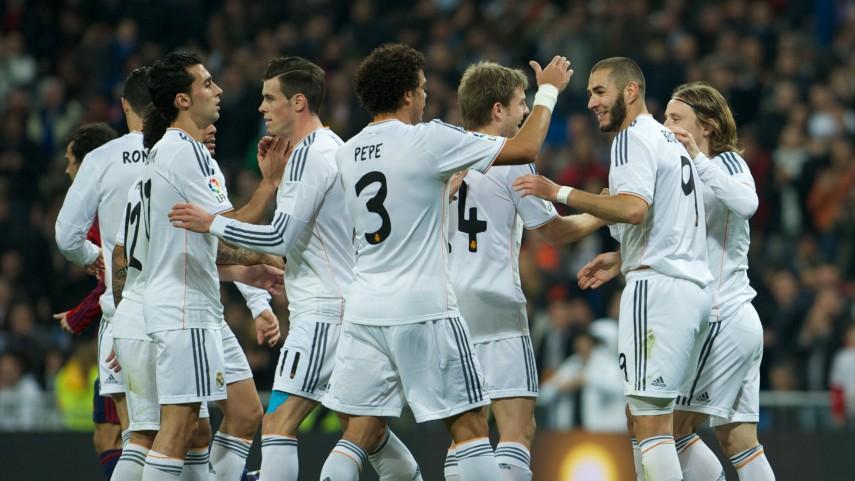 El Madrid, a dar un paso al frente en Alemania