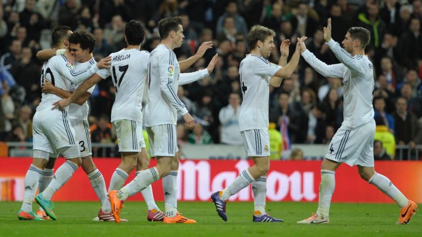 El Real Madrid también estará en cuartos