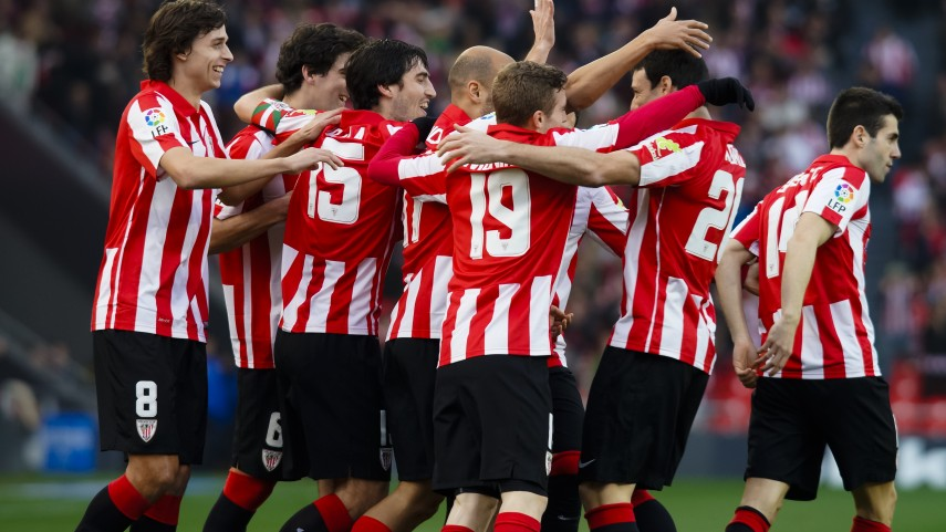 El Athletic sigue invicto en San Mamés