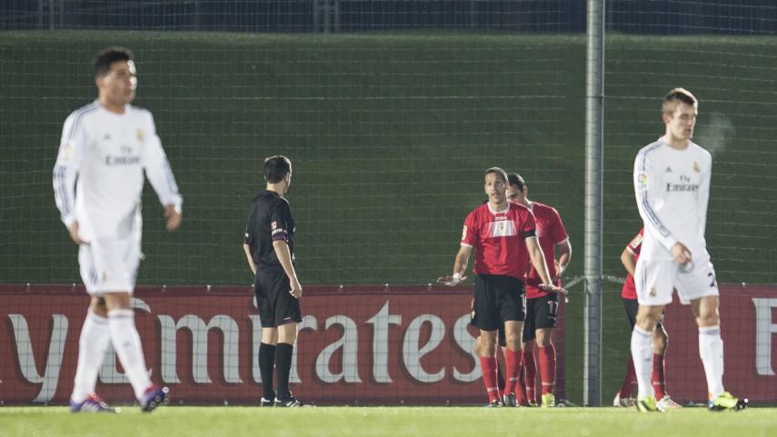 El Murcia logra un empate heróico