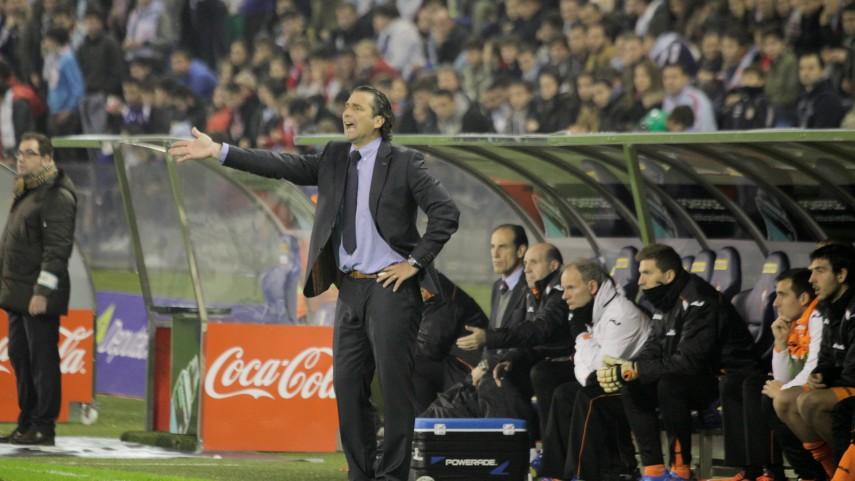Pizzi, la mejor inspiración del Valencia