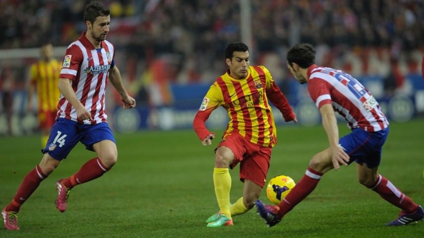 Atlético and Barcelona fail to draw blood