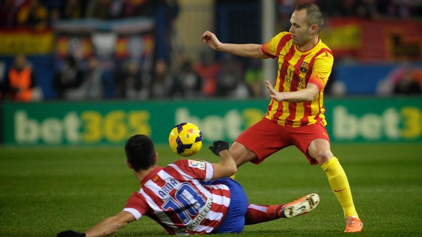 Atlético y Barcelona se ven las caras en Europa