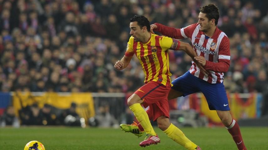 El Barcelona termina la primera vuelta como líder