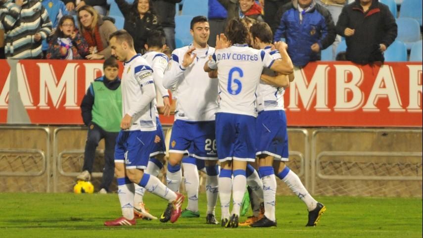 Zaragoza y Sporting siguen la escalada