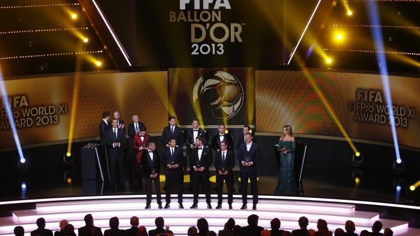 La Liga BBVA triunfa en el once de la FIFA