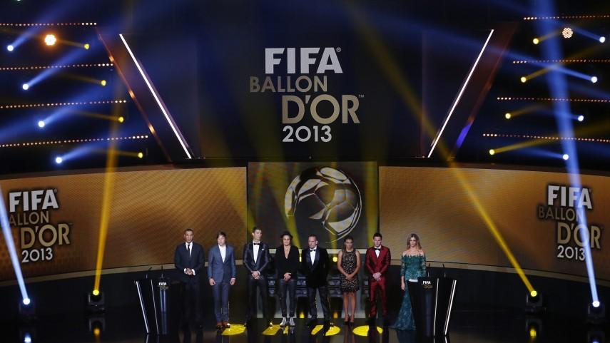 La Liga BBVA, la gran vencedora en la gala del FIFA Ballon d'Or