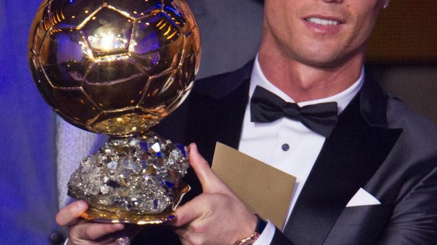 La Liga BBVA felicita a Cristiano