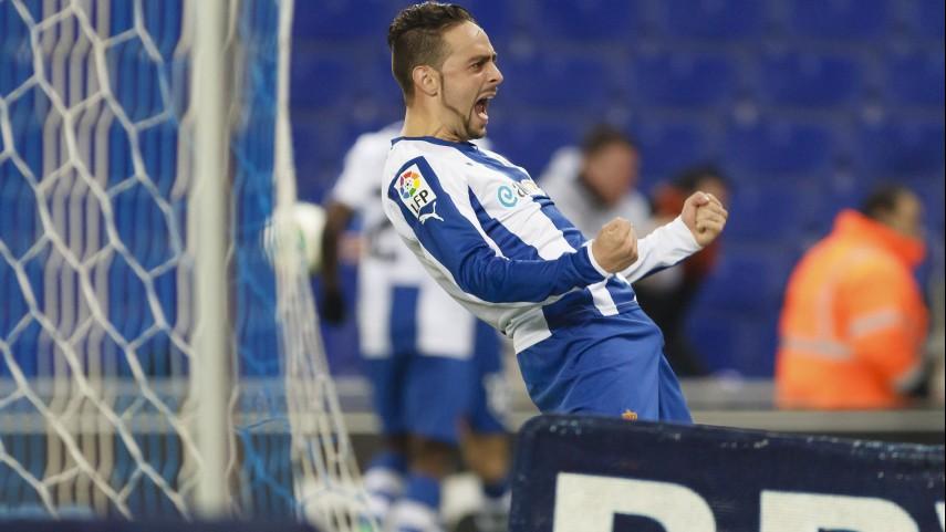 Sergio García desatasca al Espanyol