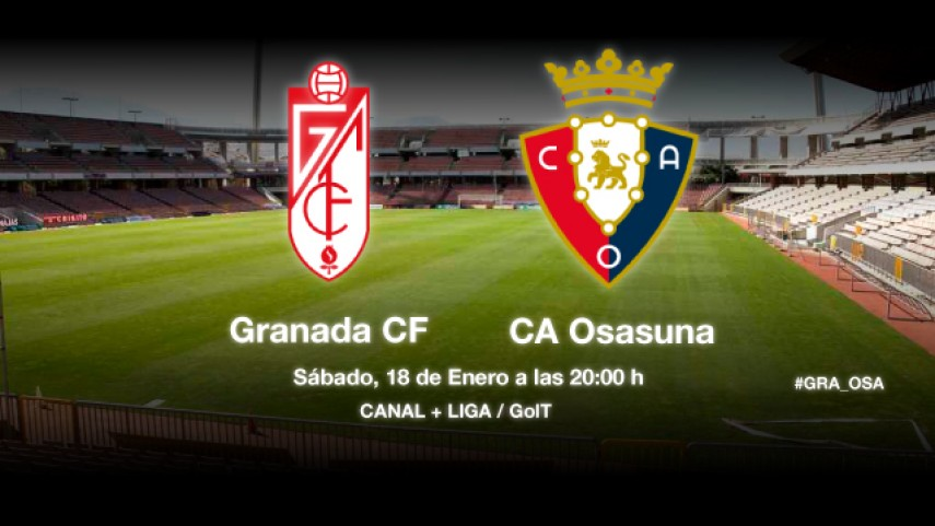 Osasuna busca su tercera victoria de 2014