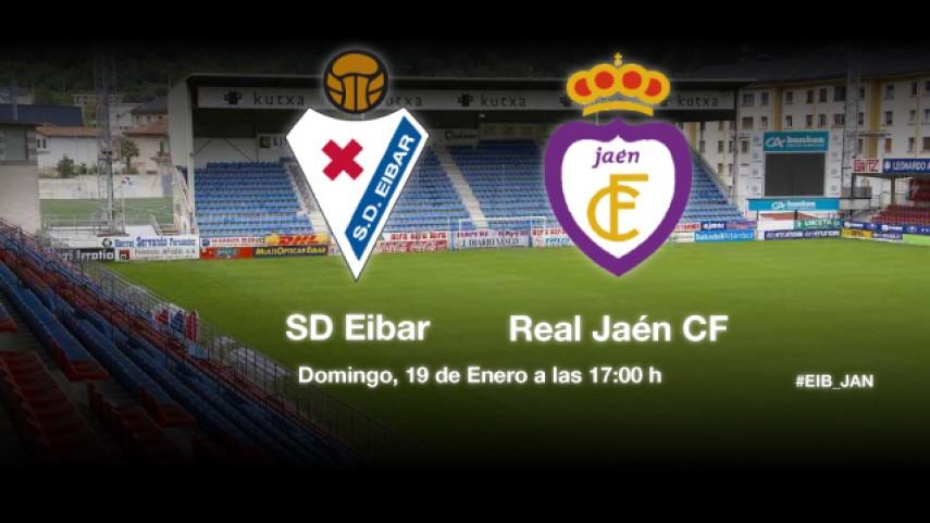 El Eibar quiere reencontrarse con la victoria
