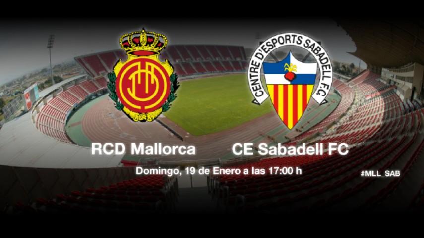 Mallorca y Sabadell miran hacia la zona de ascenso